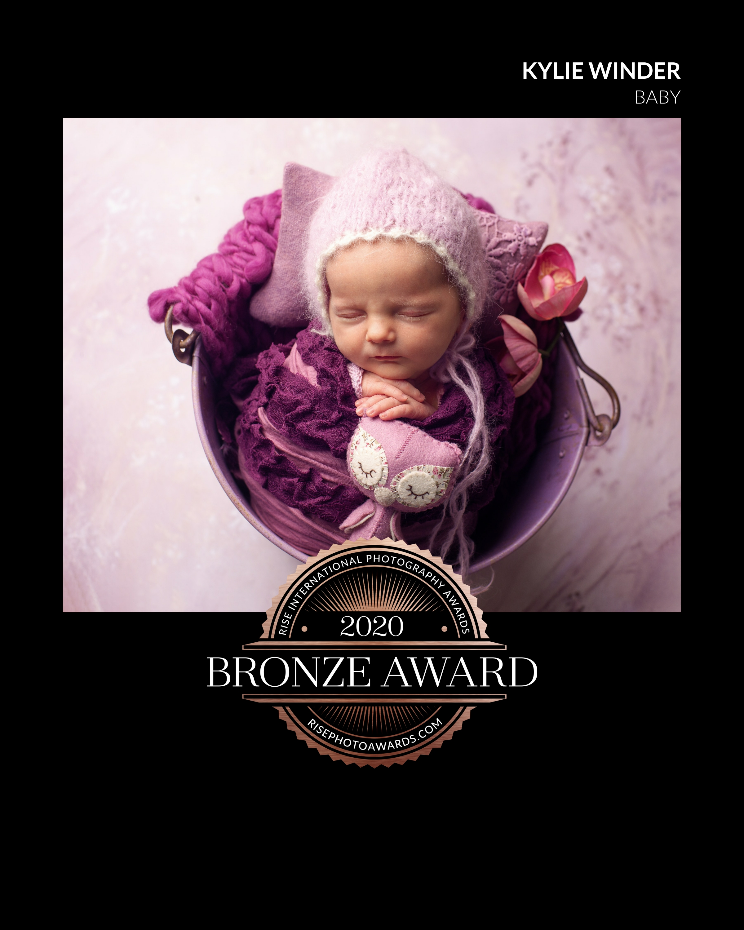 Newborn Bronze Award