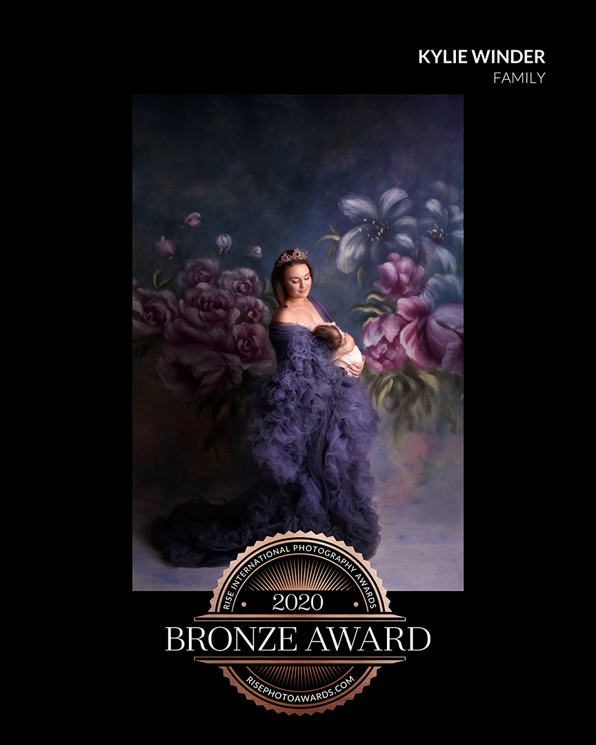 2020 Bronze Rise International Photography Award