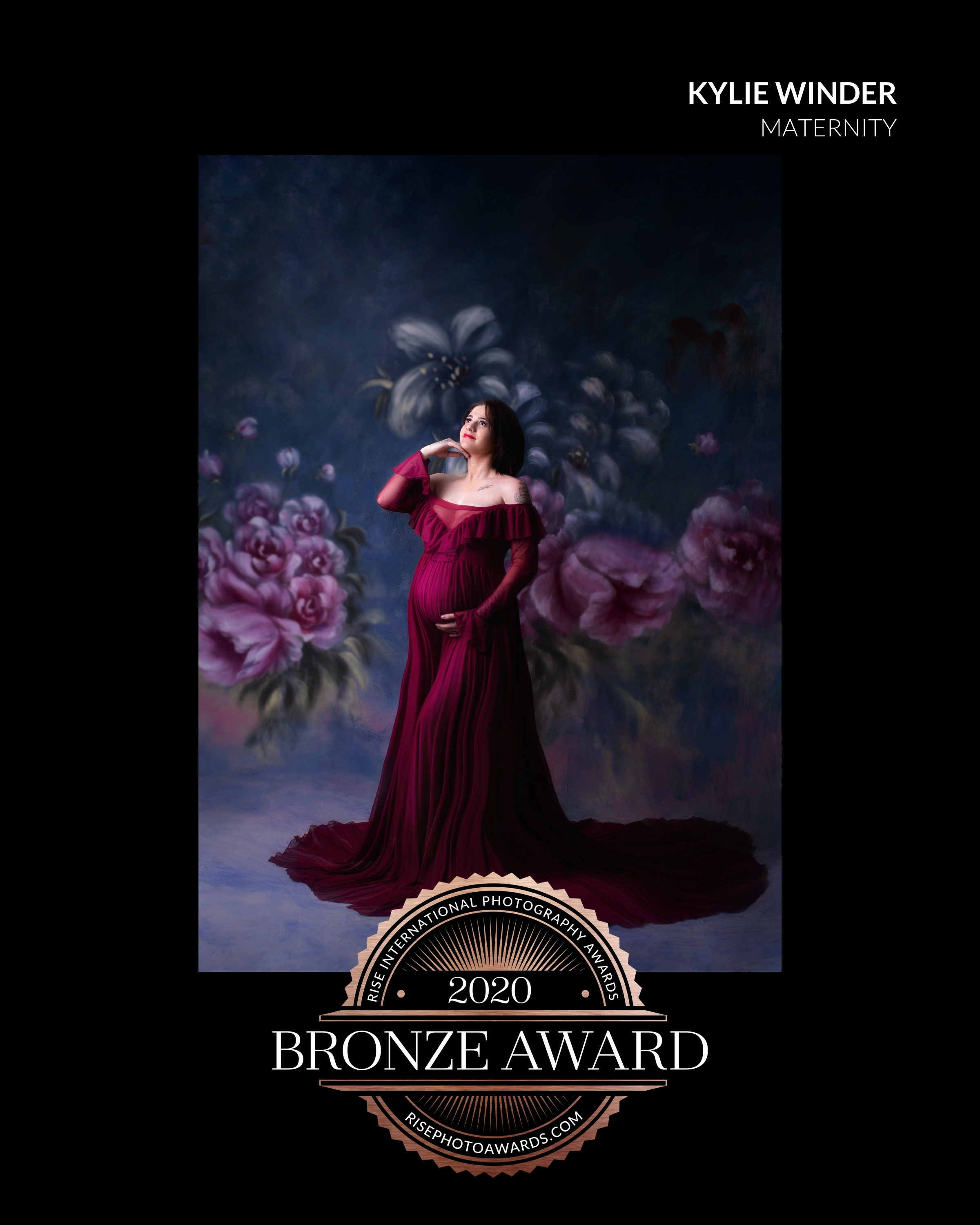 Bronze Maternity Award